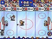 Hockey Fury game