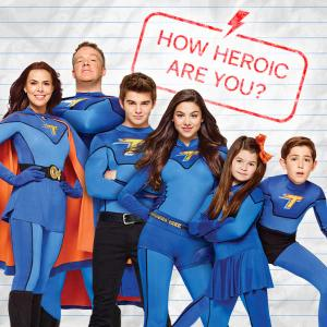 The Thundermans: How Heroic Are You? Quiz game