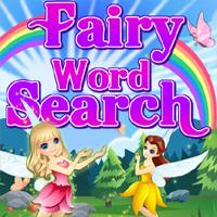 Fairy Word Search game
