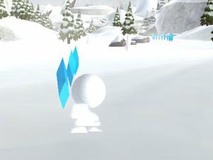 Snow Crush game
