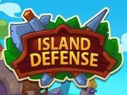 Island Defense Td game