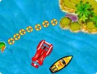 Xtreme Speed Boat game