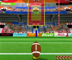 play American Football Kicks Html5