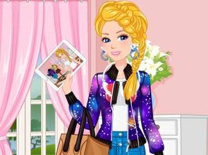 play Barbie Vlogger Expert