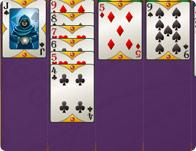 Power Solitaire game