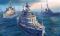 World Of Warships game