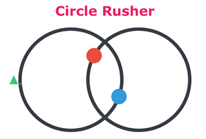play Circle Rusher