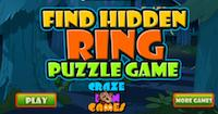 play Find Hidden Ring Puzzle Escape