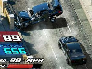 Traffic Collision 2 game