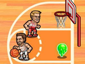 Basketball Fury game