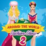 Around The World Fashion Show 2 game