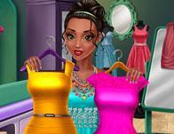 Tina Fashion Day game