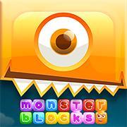 Monster Blocks game