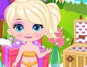 play Baby Barbie Birthday Picnic