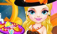 Halloween Activity game