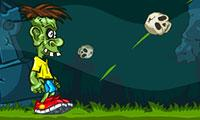 Zombie Soccer game