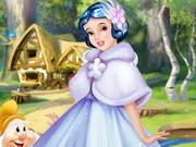 Snow White Forest Party game