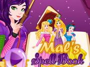 Mal'S Spell Book game