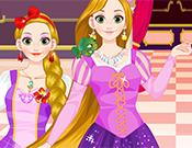 play Rapunzel Fashion Makeover