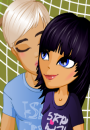 Honeymoon Kiss game