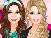 play Barbie Trend Alert Midi Skirts
