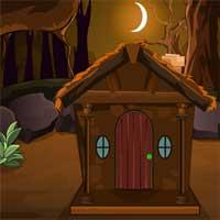 play Haunted Halloween House Escape