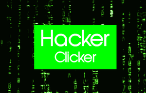 Hackerclicker game