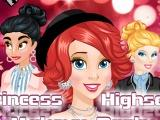 play Princess Highschool Makeup Party