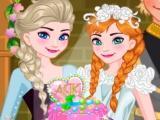 Anna Wedding Cake And Decor game
