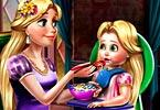 play Rapunzel Mommy Toddler Feed