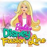 Barbie'S Disney Fashion Line game