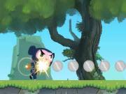 Ninja Monkey Run game