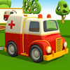 Cartoon Ambulance Truck game