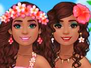 Moana Island Princess game