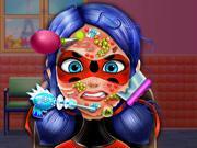 Ladybug Skin Doctor game