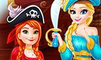 Pirate Girls: Garderobe Treasure game