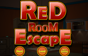 G7-Red Room Escape game