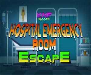 Hospital Emergency Room Escape game