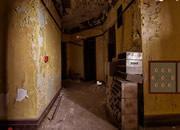Abandoned Dorm Escape game