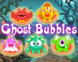 Ghost Bubbles (Html5) game