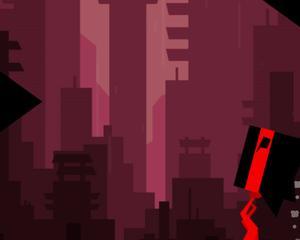 Ninja Wall Runner game