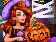 Jessie'S Halloween Pumpkin Carving game