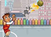 Basketball Playoff game
