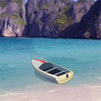 play Tourist Island Boat Escape