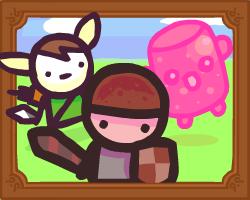 Hero Agency game