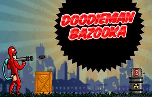 Doodieman Bazooka game
