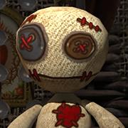 Virtual Voodoo Doll game