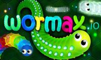 Wormax Io game