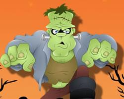 Frankenstein Jigsaw Puzzle game
