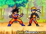 play Dragon Ball Z Vs Naruto Cr Vegeta